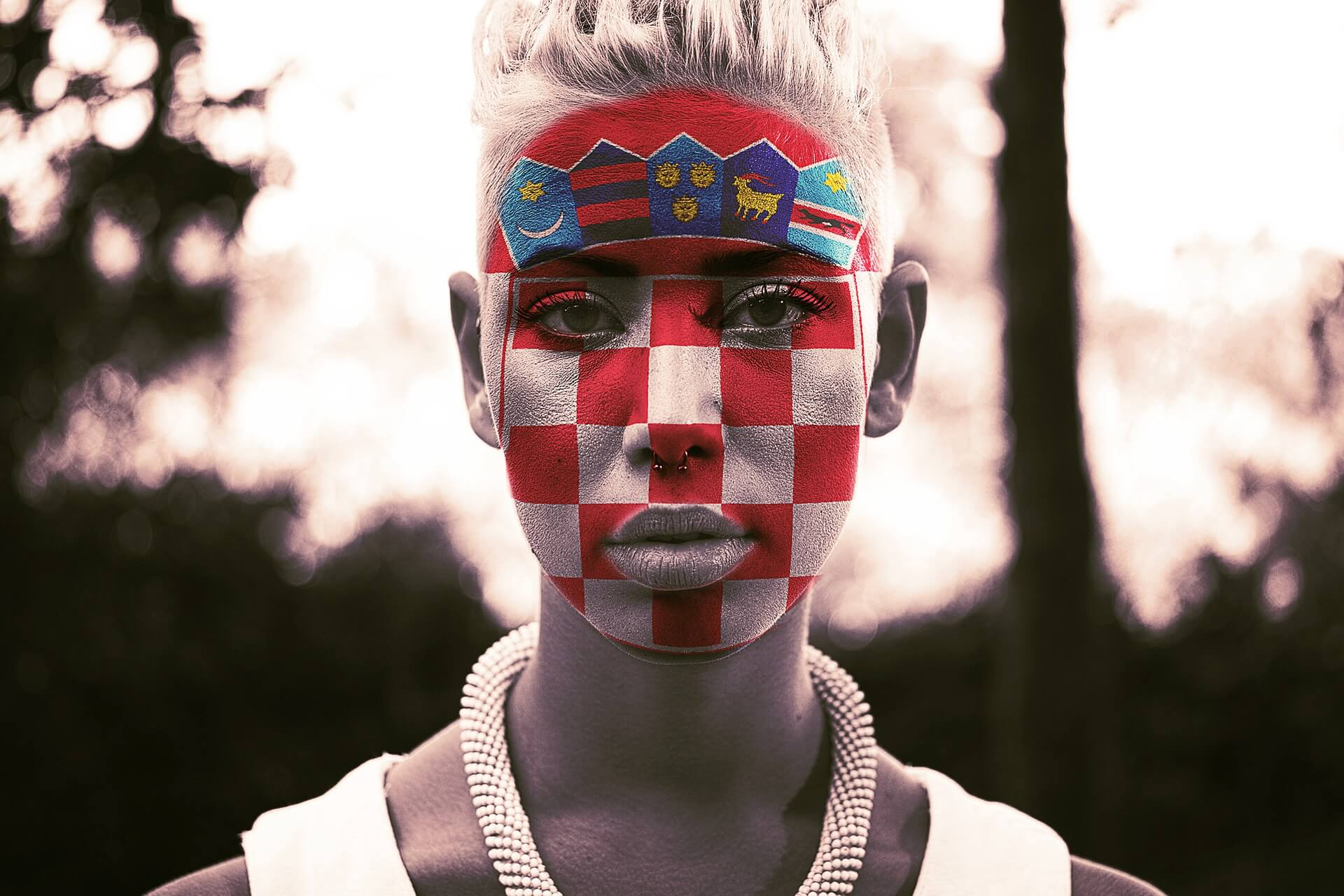 Croatian girl