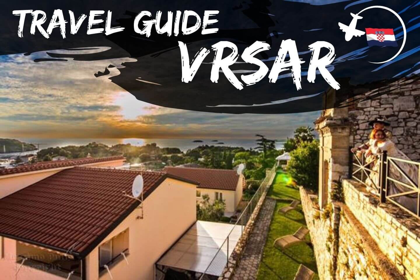 Vrsar Town Travel Guide
