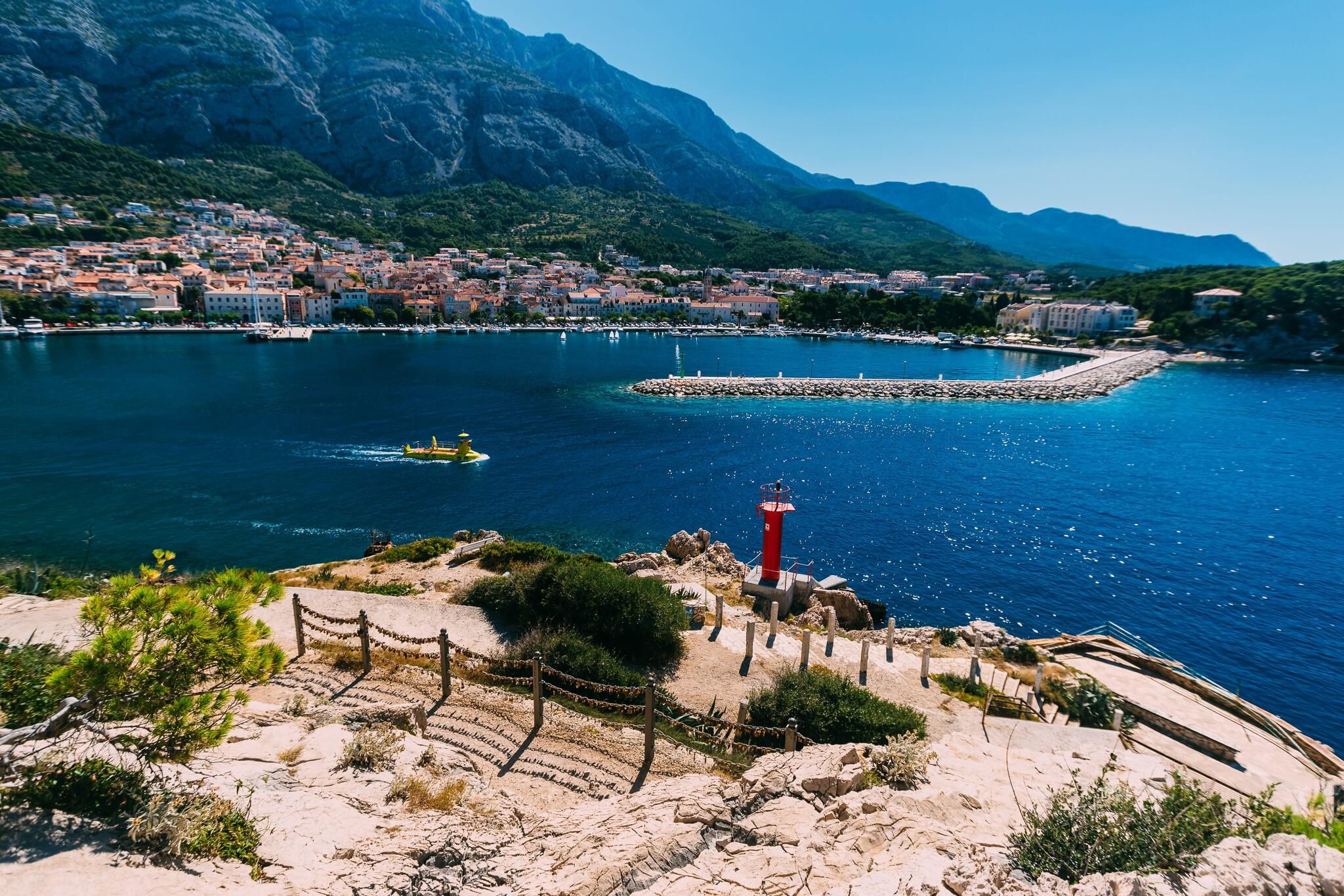MAKARSKA CITY GUIDE