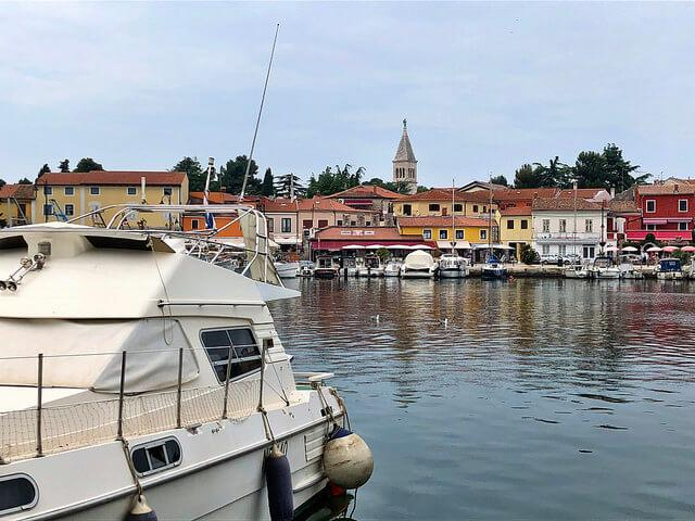 Panorama of Novigrad