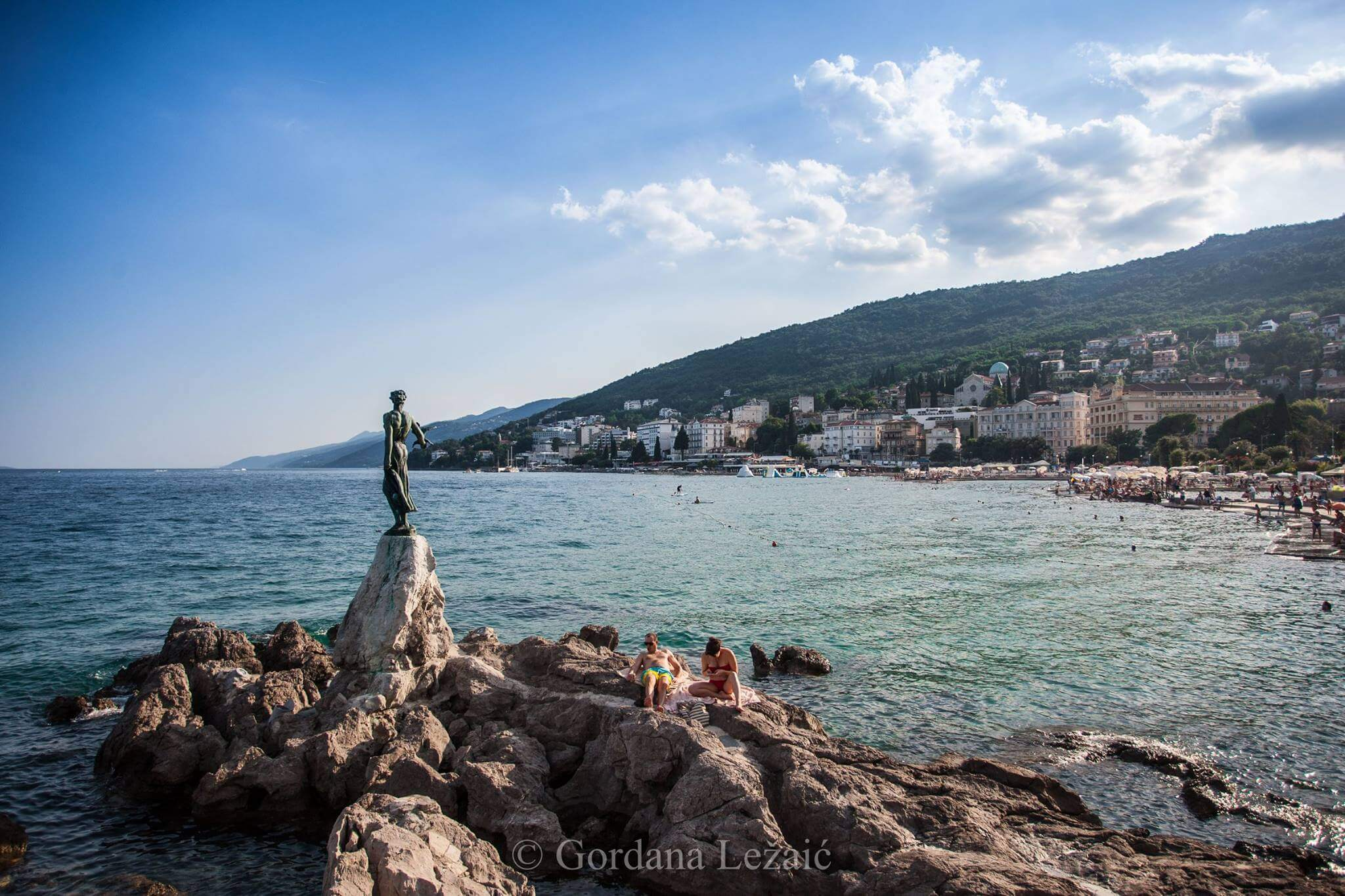 Opatija City Travel Guide