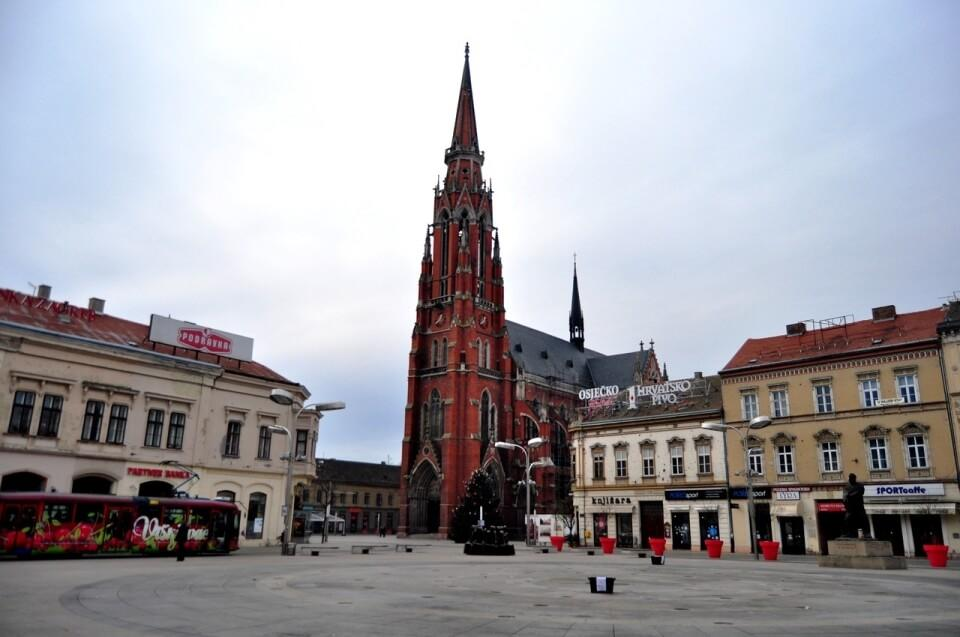 OSIJEK CITY GUIDE