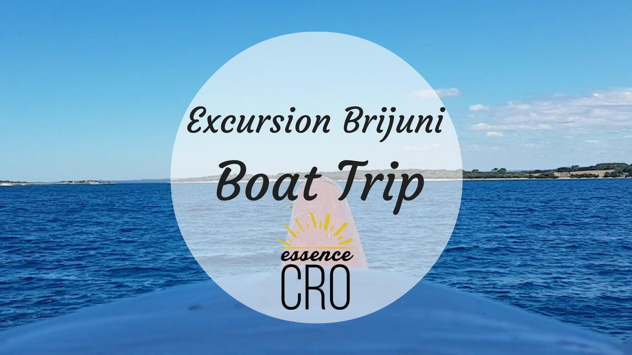 Excursion Brijuni - Unforgettable Boat Trip